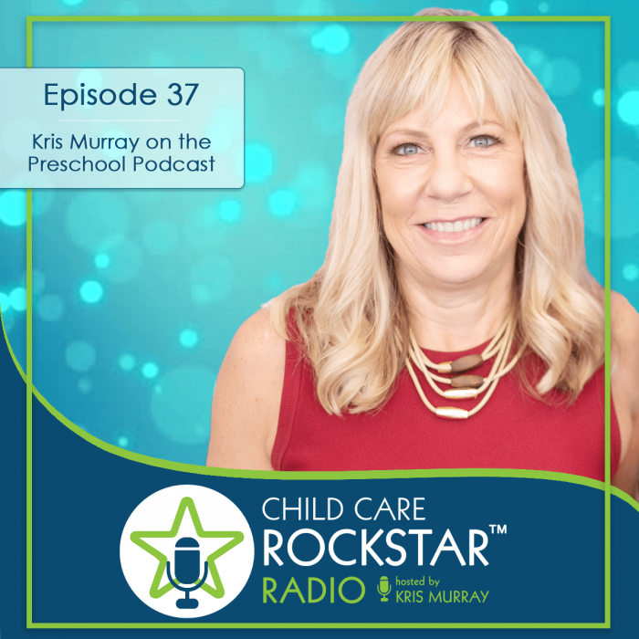 Kris Murray on The Preschool Podcast