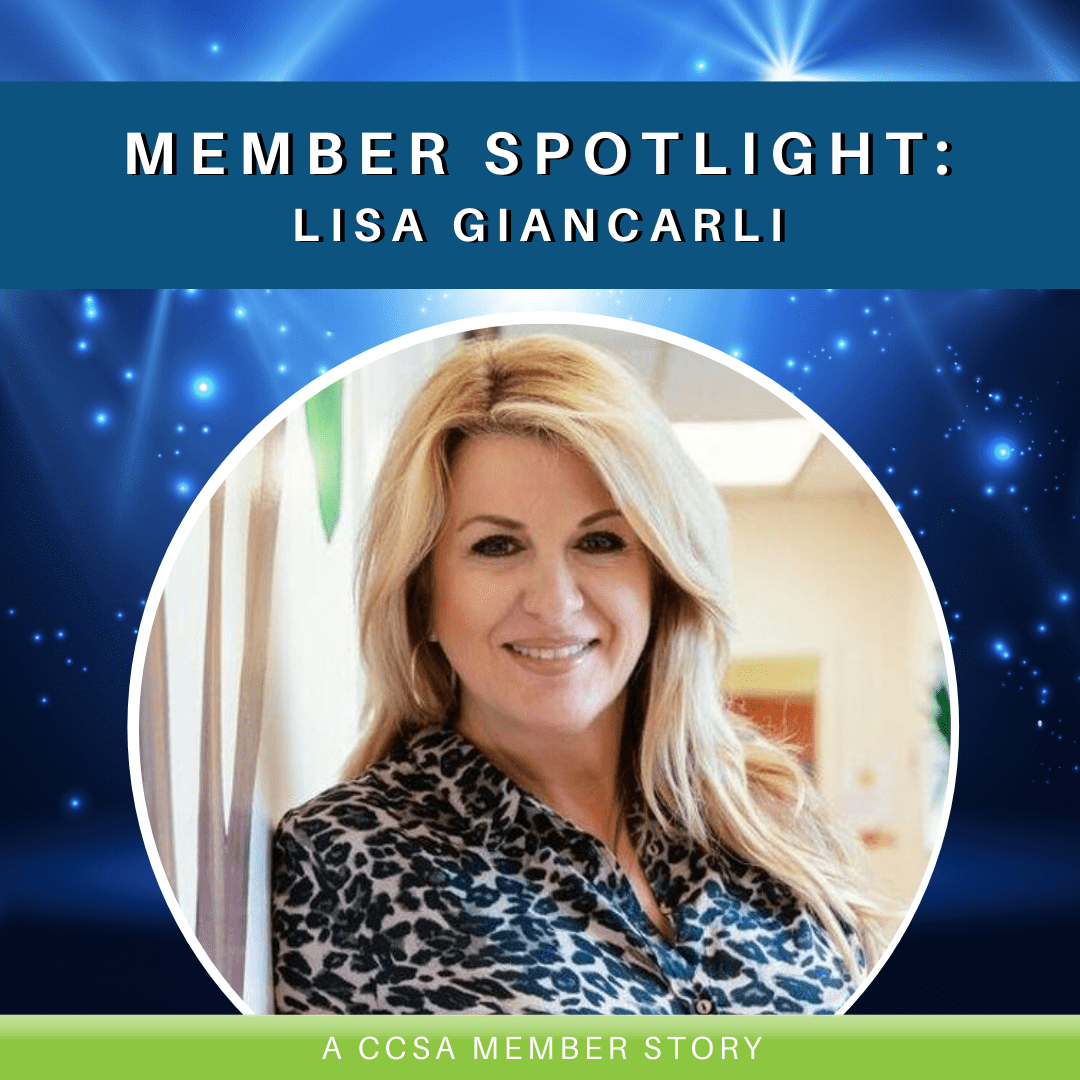 Member Spotlight: Lisa Giancarli