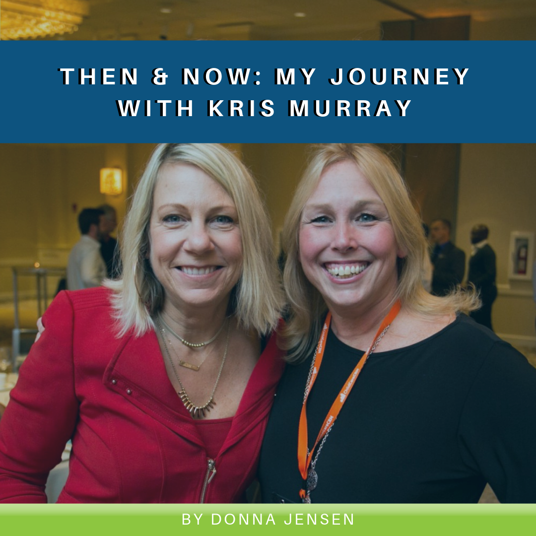 Then & Now: My Journey With Kris Murray