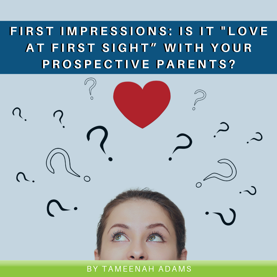 """First Impressions: Is it """"LOVE at First Sight"""" with Your Prospective Parents?"""