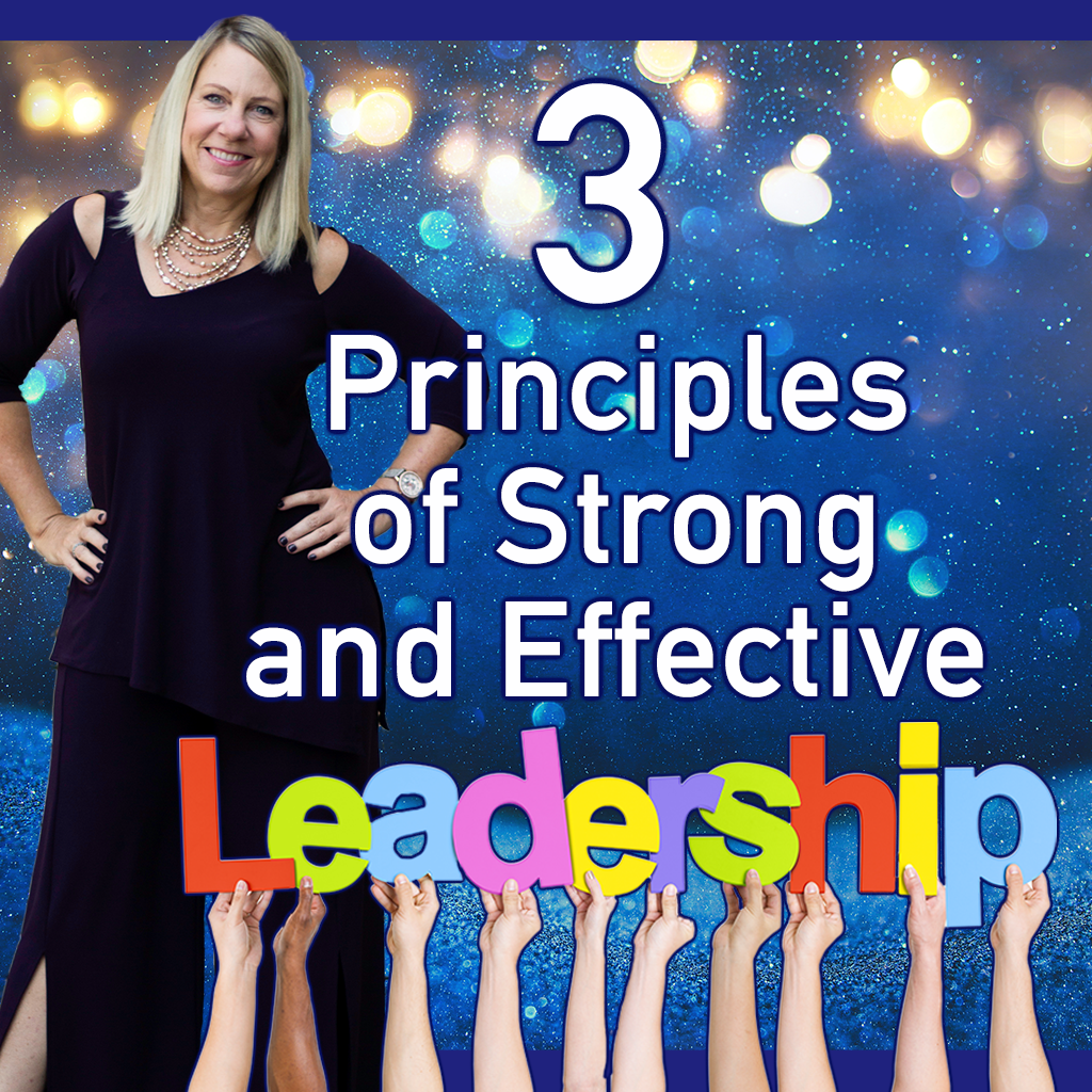Read more about the article 3 Principles of Strong and Effective Leadership