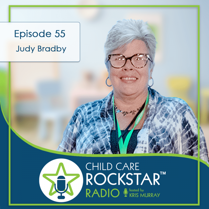 Getting to Know Judy Bradby, Child Care Rockstar Winner 2019