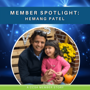 Read more about the article Member Spotlight: Hemang Patel
