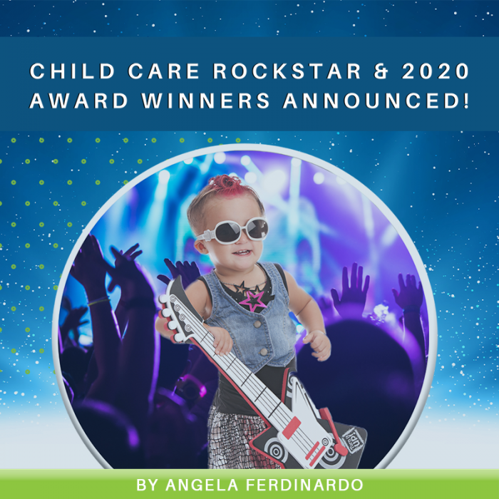 Child Care Rockstar & 2020 Award Winners Announced